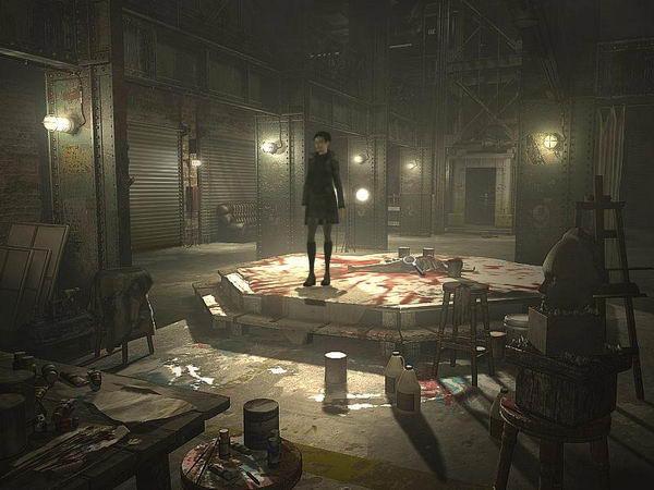 Still Life momentami przypominała horror niż grę przygodową