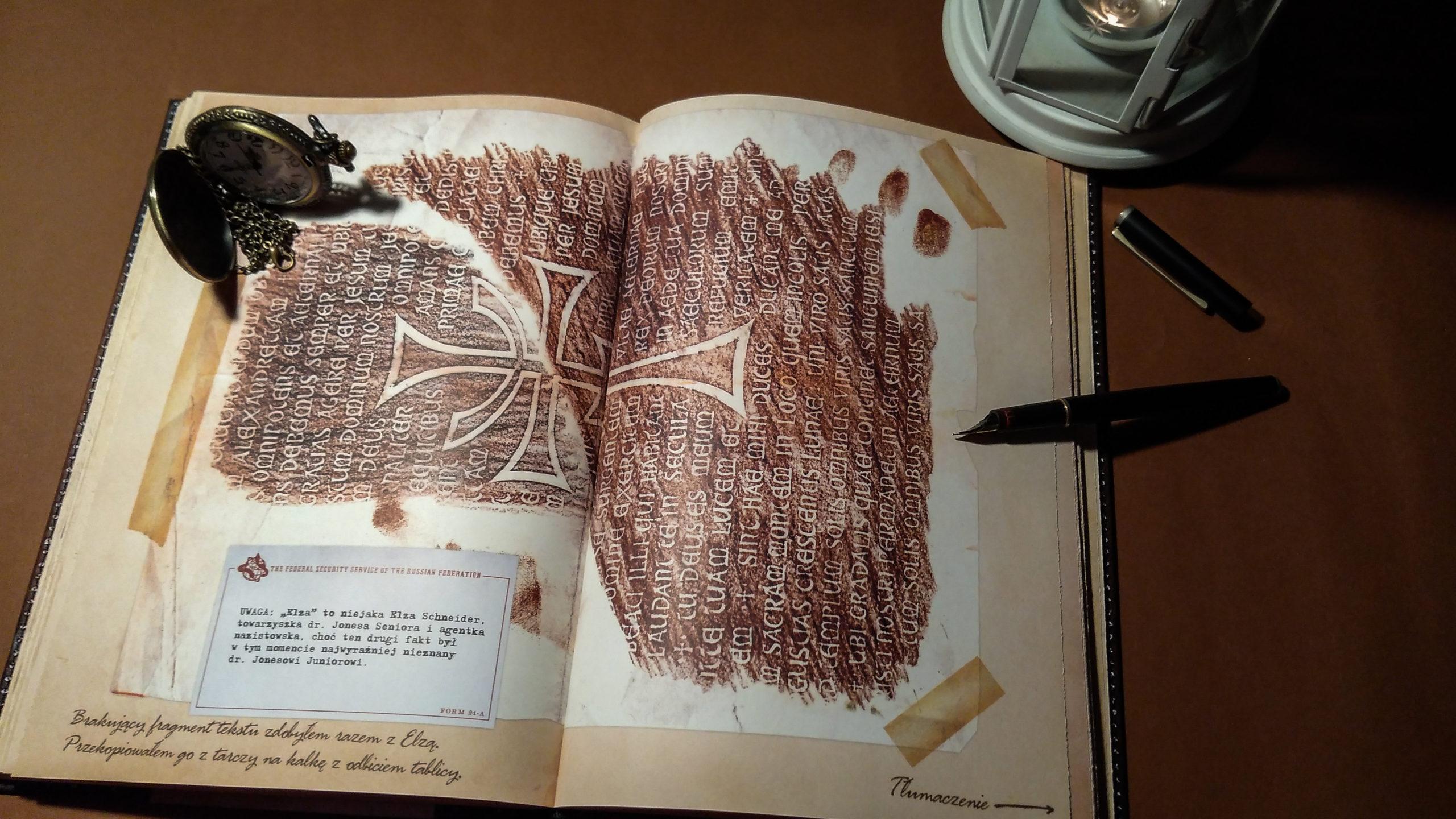 Zaginiony Dziennik Indiana Jones (zdj.2)
