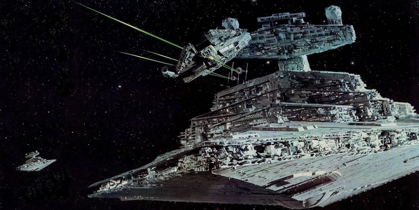 Gwiezdne Wojny Imperium Kontratakuje - 1980