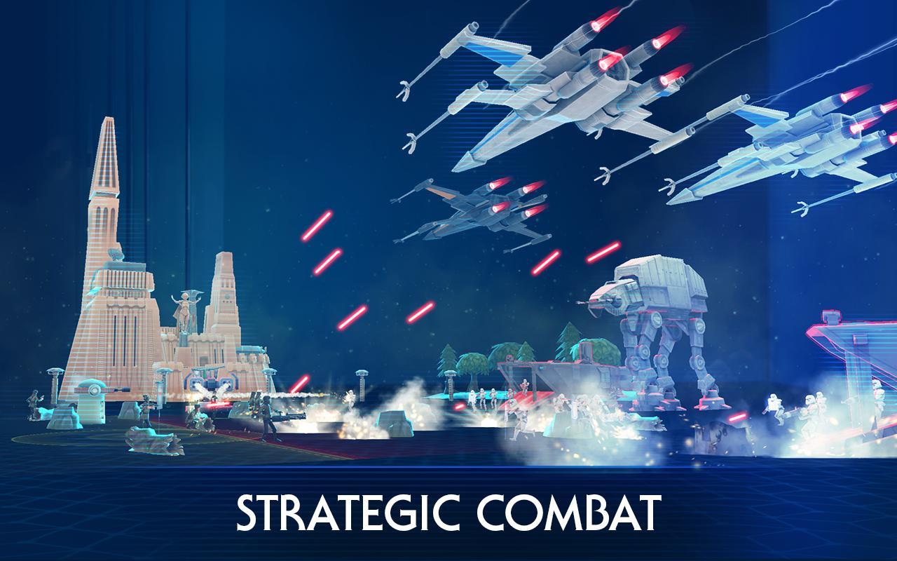 Wirtualna galaktyka Star Wars Jedi Challenges