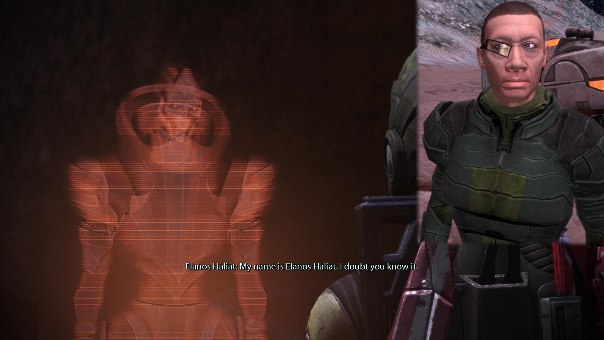 Mass Effect LE Elanos