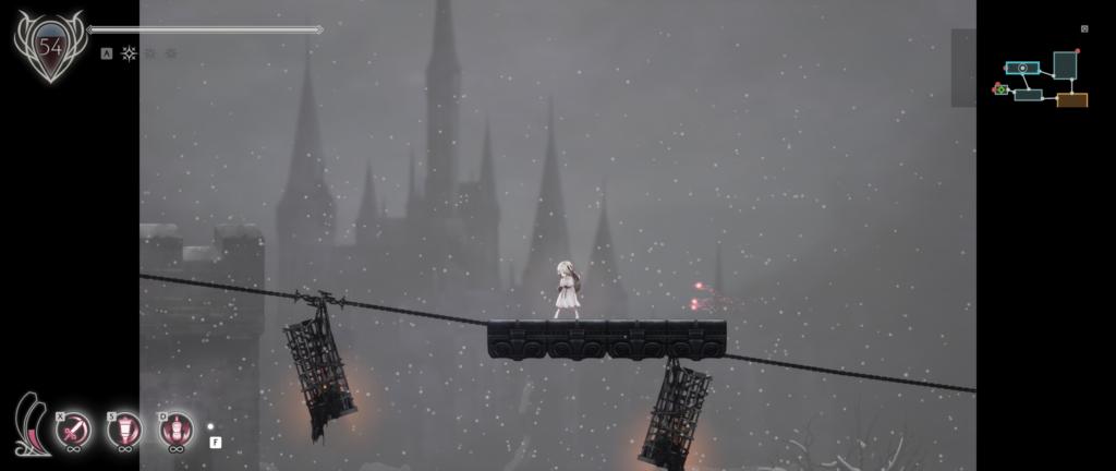 Urokliwa zima w Ender Lilies